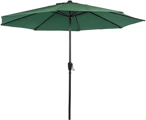 Sundale Outdoor 9 Feet Aluminum Market Umbrella Table Umbrella