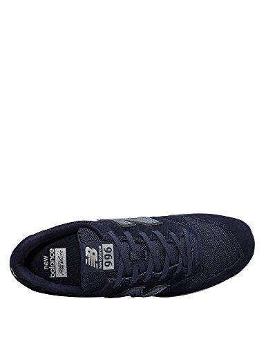 Nieuw Evenwicht 996 Herren Sneaker Blau Blue
