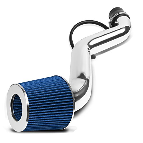 DNA MOTORING ITK-0063-BL Blue Air Intake+Filter System [for 94-97 Honda - Accord Blue System Intake