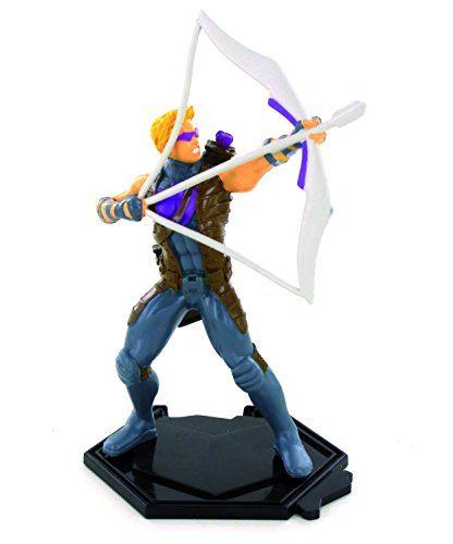 Comansi COM-Y96029 Hawkeye from Avengers Assemble Figure ()