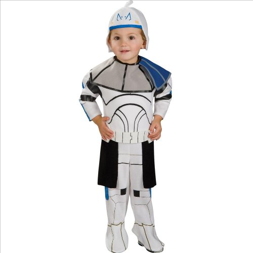 Toddl (Captain Rex Clone Trooper Costume)
