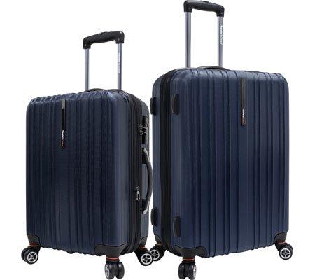 travelers-choice-tasmania-100-pure-polycarbonate-2-piece-spinner-luggage