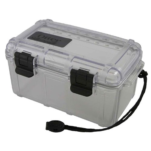 OtterBox 2500 DryBox Series Clear