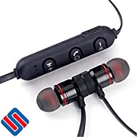Magnetic Bluetooth Waterproof Attractive Headphone with Noise Isolation SellnShip BT-83A918
