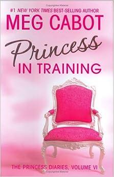 Princess diaries books in order