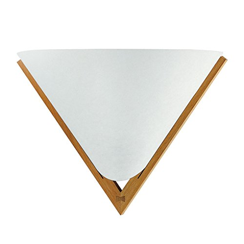 (Justice Design Group Domus 1-Light Wall Sconce - Translucent Shade)