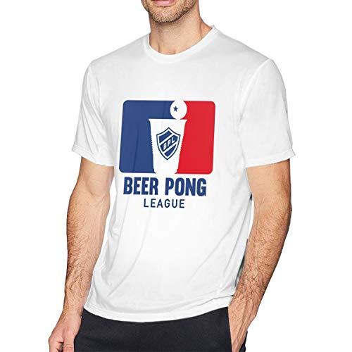 Beer Pong Men's T-Shirt White ()