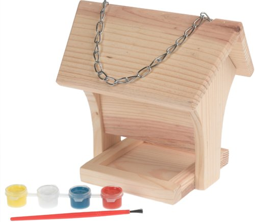 Paint-A-Bird Feeder