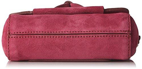 Vanessa Bruno Charly Nano - Shoppers y bolsos de hombro Mujer Rojo (Bordeaux)