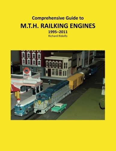 Comprehensive Guide to MTH Railking Engines