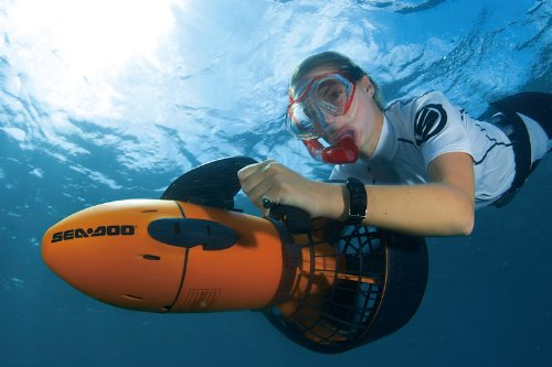 Sea Doo Pro Sea Scooter - Ideal for snorkeling or shallow scuba diving