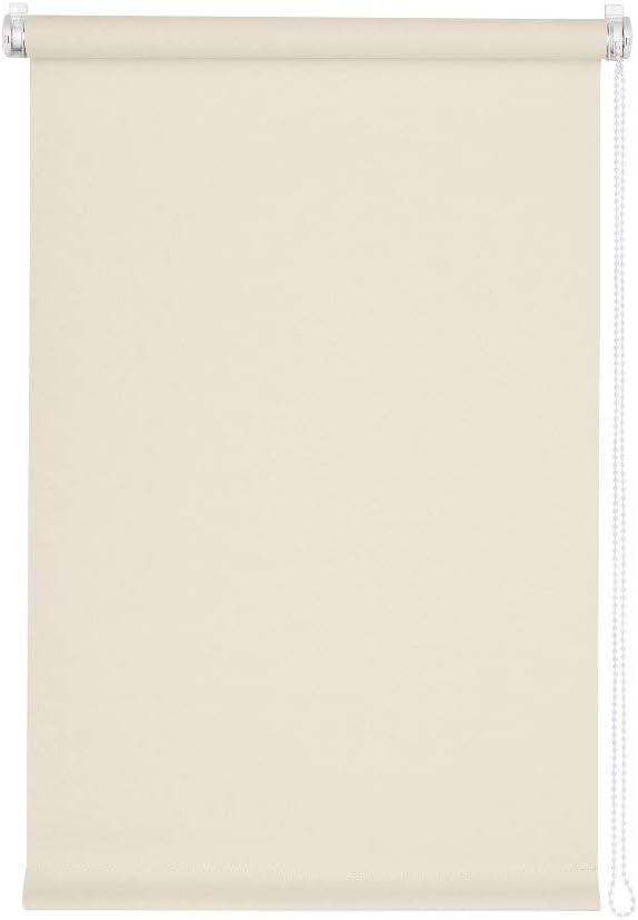 Victoria M. Tenebra Estor Opaco, 85 x 160 cm (Ancho x Alto), Blanco Crema: Amazon.es: Hogar