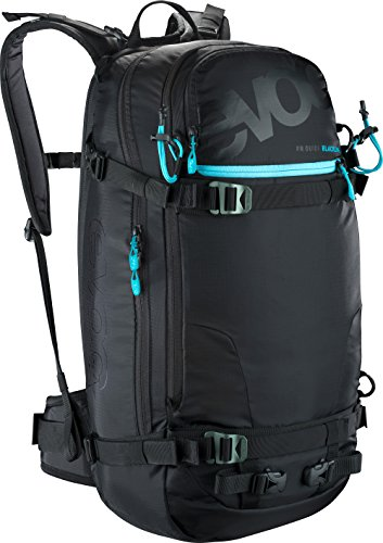 Evoc FR Guide Blackline Backpack - Black, Medium/Large/30 Litre