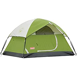 This bundle contains 6 items (may ship separately)  sc 1 st  Amazon.com & Amazon.com : Coleman Sundome 2-Person Tent Starter Bundle ...