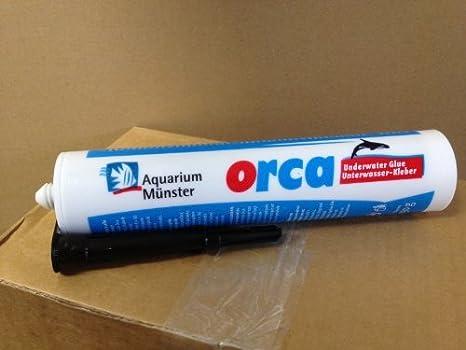 Orca Unterwasserkleber Kleben und Dichten unter Wasser