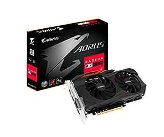 Gigabyte AORUS Radeon RX 580 4GB Graphic Cards GV-RX580AORUS-4GD (B06Y3V1K81)   Amazon Products