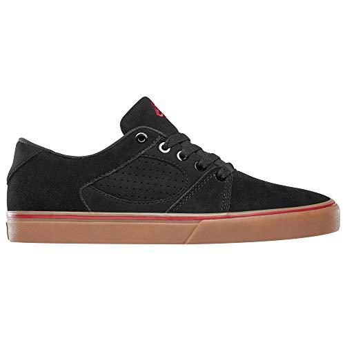 eS Square Three Shoes 12 D(M) US Black/Gum