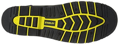 Stanley Mens Pro Lite 6 Acciaio Punta E Scarpa Industriale Nero