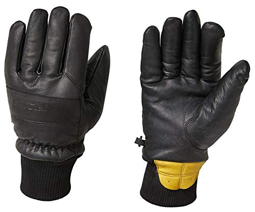 (Flylow Ridge Glove - Men's Black Large)
