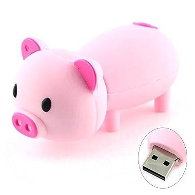 Cute Pig Piggy USB Flash Drive from AreTop