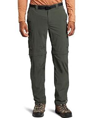 Sportswear Men's Big Silver Ridge Convertible Pant, Gravel, 50x34-Inch
