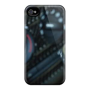 linJUN FENGCute High Quality Iphone 4/4s Roush Shifter Case