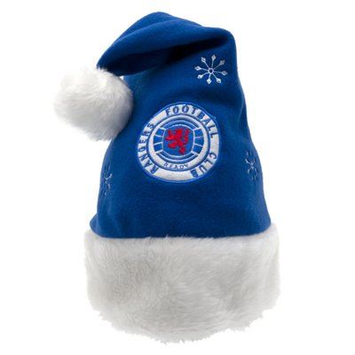 9bf66a5f2242a Rangers F.C. Santa Hat  Amazon.co.uk  Kitchen   Home