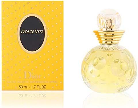 Dolce Vita By Christian Dior For Women. Eau De Toilette Spray 3.4 Oz.