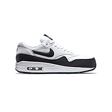 2529feca2ed NIKE AIR MAX1 Essential (WMNS) Baskets Femme 599820-115-40.5-9 Blanc   Amazon.co.uk  Shoes   Bags
