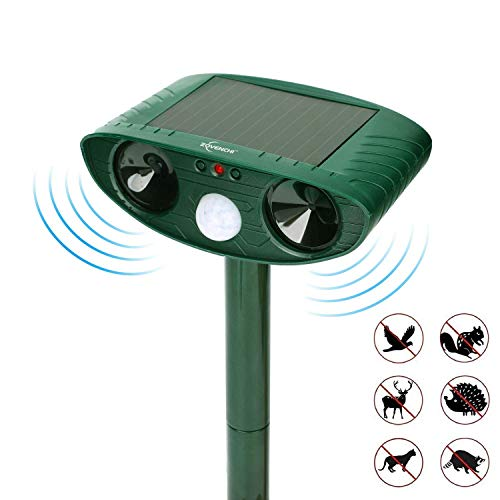 ZOVENCHI Ultrasonic Animal Pest