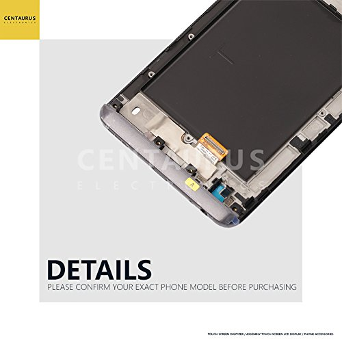 For LG LS997 V20 US996 VS995 H990ds H990 V20 H990TR H910 H915 F800L Gray Frame LCD Replacement Display Touch Screen Digitizer by CE CENTAURUS ELECTRONICS (Image #6)