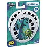 : View-Master Monsters Inc. - 3 reels