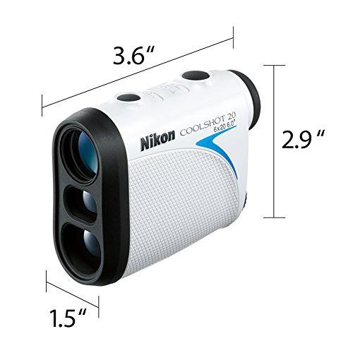 Nikon Golf- Coolshot 20 Laser Rangefinder by Nikon (Image #2)