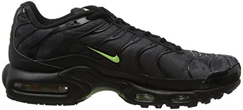 Gymnastique Plus Nike Multicolore Glow Air Chaussures Volt Max wolf Black 001 Homme de Se wfqpYgE6rq