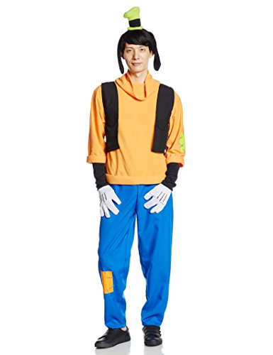 Disney Goofy Costume - Teen/Men's STD Size -