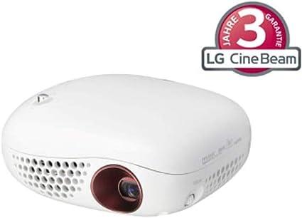LG Proyector LED PV150G, blanco
