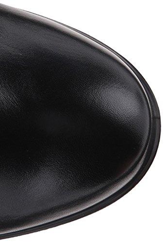 ECCO Babett Caviglia Donna alla Wedge 11001 black Nero Stivaletti x1dZxT