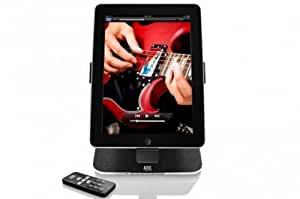 Altec Lansing Octiv Stage - Altavoces (iPad, iPhone, iPod, Negro, Digital, Corriente alterna, 220 x 154 x 110 mm)