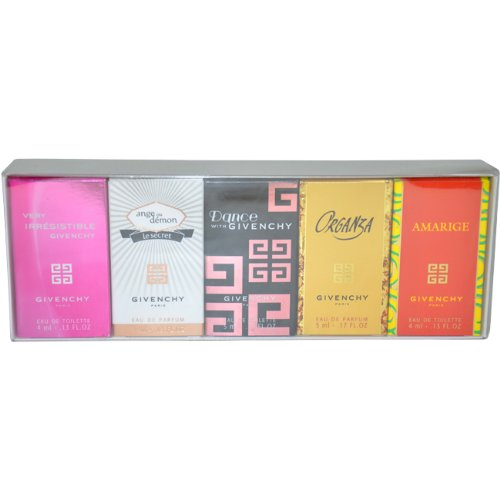 Givenchy Travel Collection Miniature Perfume Set for Women