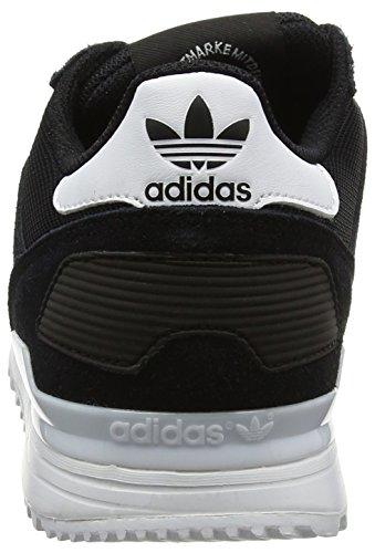 Core adidas ZX White Ginnastica Scarpe Black Footwear Core Basse Nero Black da Unisex 700 Adulto qOqwCSrn7