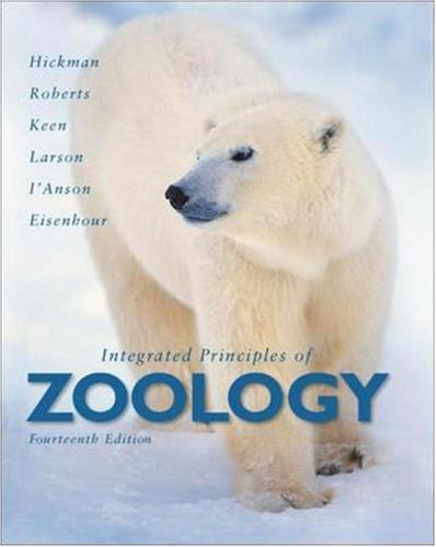 Read Online Integrated Principles of Zoology pdf