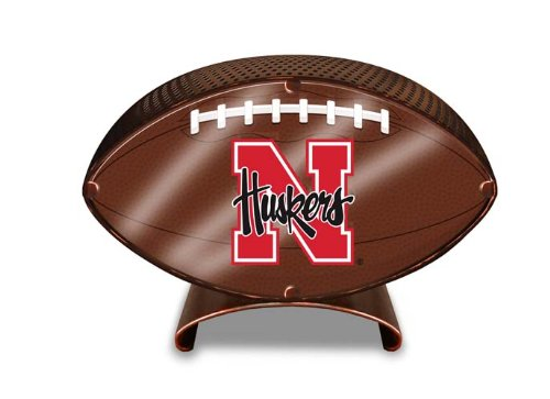 Nebraska Team Ball Lamp