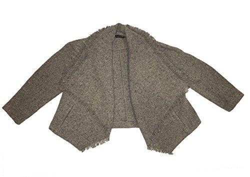 Ralph Lauren Wool Vest (Lauren by Ralph Lauren Plus Fringe Wool-Blend Jacket (2X))