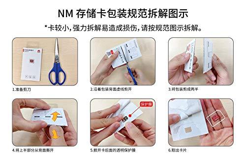 Huawei NM Card 64G 128G 256G 90MB/S Nano Memory Card Mirco SD Card Compact Flash Card (256G)