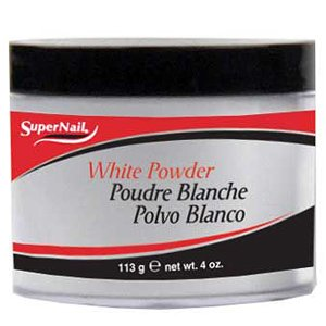 Powder Super Nail White (super nail White Powder, 4 Ounce)
