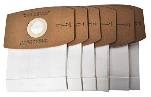 Generic Riccar Super Quick Ultrafiltration Vacuum Bags 6 Pack
