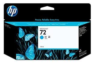 HP 72 130-ml Cyan DesignJet Ink Cartridge C9371A (B000PHQE2Q) | Amazon price tracker / tracking, Amazon price history charts, Amazon price watches, Amazon price drop alerts