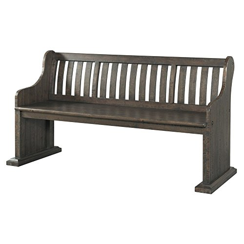 w Bench in Dark Ash (Ash Bench)