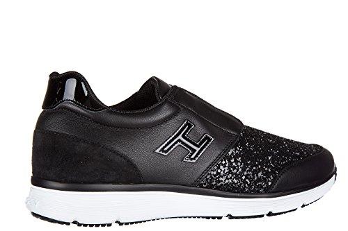 Hogan Vrouwen Schoenen Sneakers Damesschoenen Van Leer Sneakers H254 Traditionele 2015 M