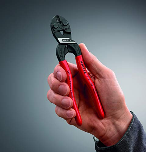 KNIPEX Tools 71 01 160 CoBolt Compact Mini-Bolt Cutter, 6-Inch by KNIPEX Tools (Image #2)
